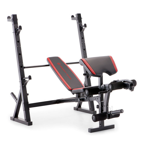 Marcy Olympic Weight Bench Mkb 957 Heavy Duty Strength Gear