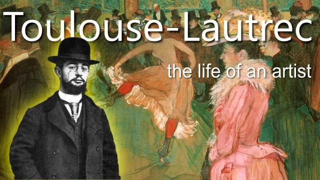 toulouse latrec • Art History School: Learn About the Art & Lives of Toulouse-Lautrec, Gustav Klimt, Frances Bacon, Edvard Munch & Many More Art, History, Life