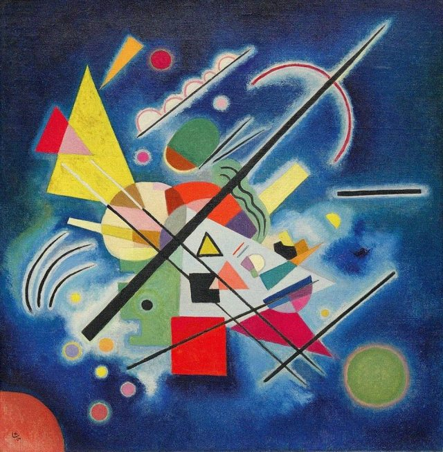 751 • The Evolution of Kandinsky's Painting: A Journey from Realism to Vibrant Abstraction Over 46 Years Art, History