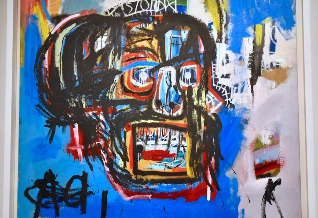 basquiat skull detail • What Makes Basquiat's Untitled Great Art: One Painting Says Everything Basquiat Wanted to Say About America, Art & Being Black in Both Worlds Art