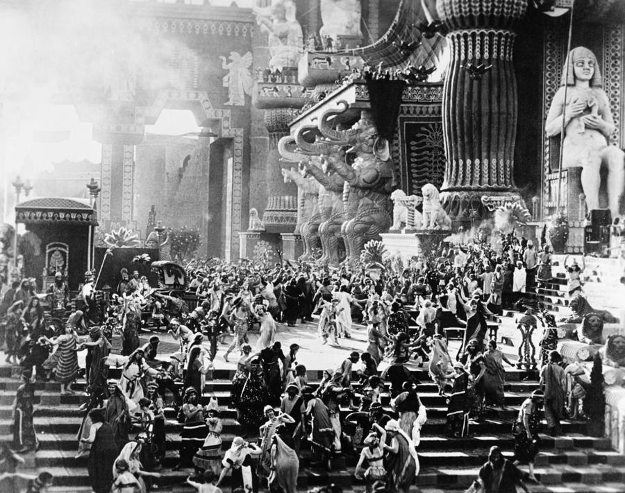 Image result for d.w. griffith intolerance