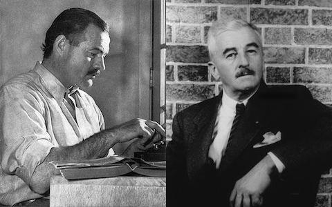 Hemingway.Faulkner
