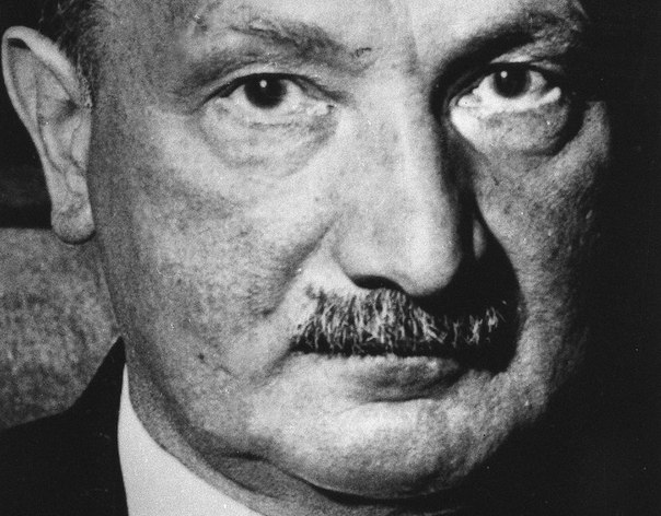 heidegger black notebooks