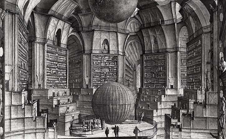 Image result for library of babel