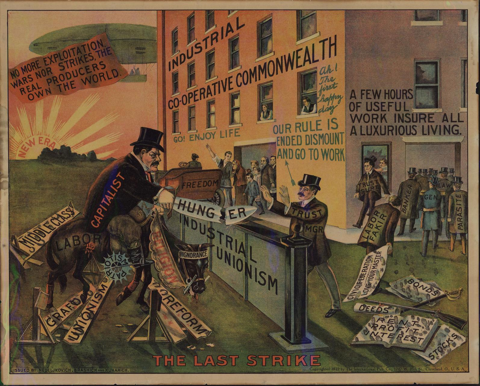 radical political posters digitized