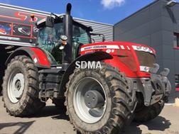 Tracteur Agricole Massey Ferguson D Occasion A Vendre