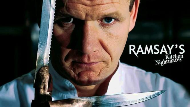 Ramsay Kitchen Nightmares Netflix