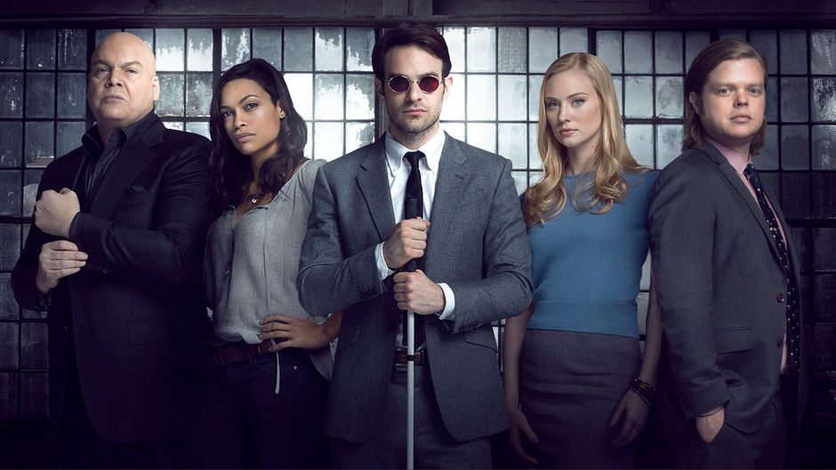 Daredevil Cast Photo