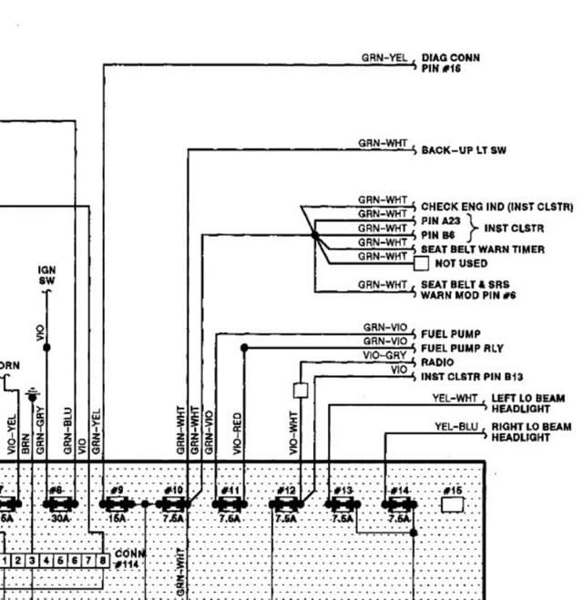 bmw e38 audio wiring bmw e31 wiring diagram