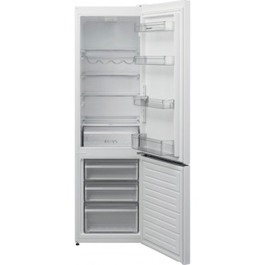 Combina frigorifica SHARP SJ-BB05DTXW1, 286l, 180 cm, A+, alb