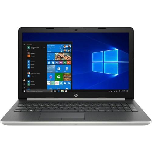 """Laptop HP 15-db0066nq, AMD Ryzen 3 2200U pana la 3.4GHz, 15.6"""" HD, 8GB, SSD 256GB, AMD Radeon Vega 3, Windows 10 Home, Argintiu"""