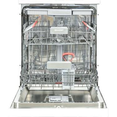 Masina de spalat vase independenta SHARP QW-GT32F452W, 15 seturi, 8 programe, 60 cm, clasa A++, alb