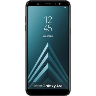Telefon SAMSUNG Galaxy A6 Plus (2018), 32GB 3GB RAM, Black