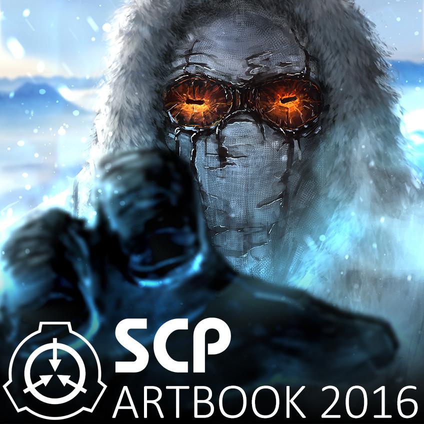 Artstation Scp Artbook 2016 Dmitry Desyatov