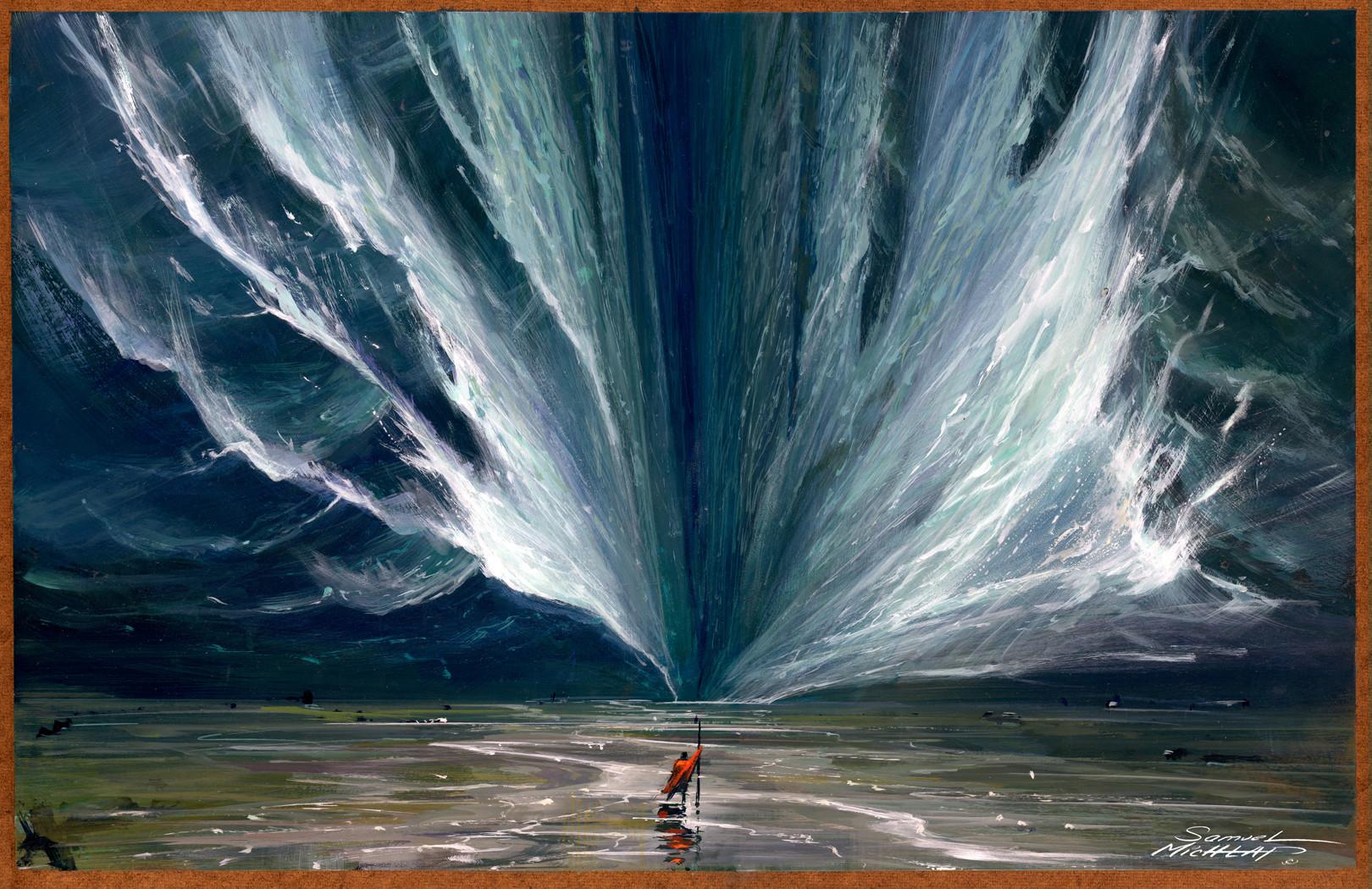 ArtStation Prince Of Egypt Red Sea Samuel Michlap