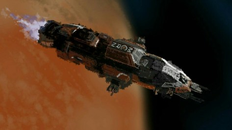 Image result for Rocinante