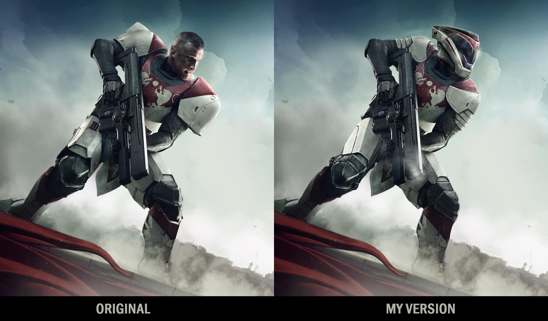 destiny 2 poster character critique