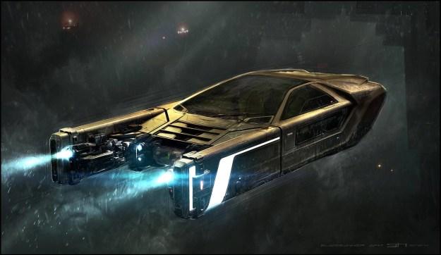 George Hull para Blade Runner 2049