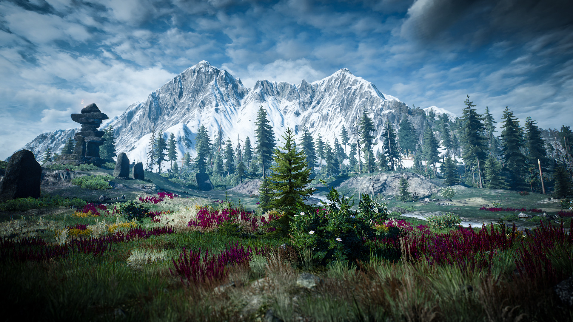 ArtStation The Witcher 3 Wild Hunt Screenshots Stefan S