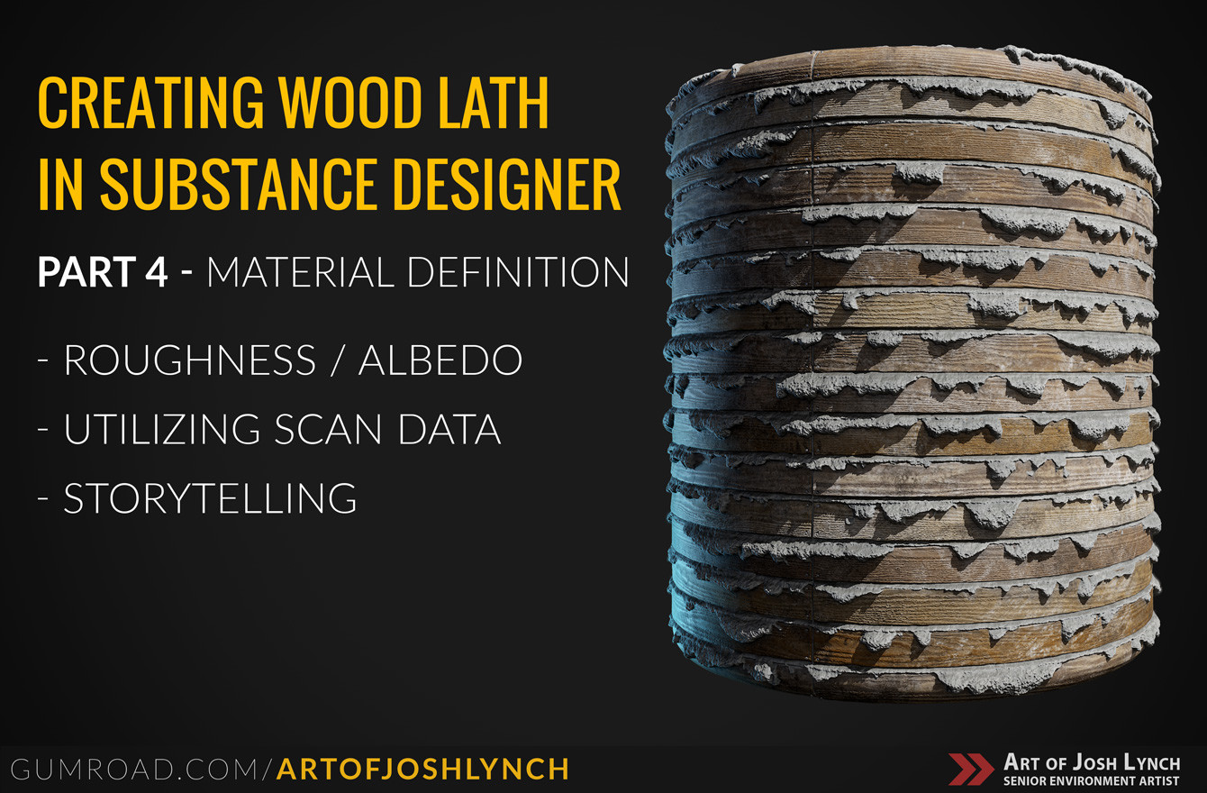 wood lath part 4 material definition