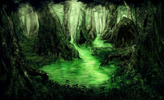 Image result for fantasy swamp