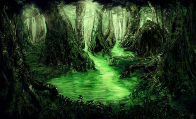 Image result for fantasy swamp