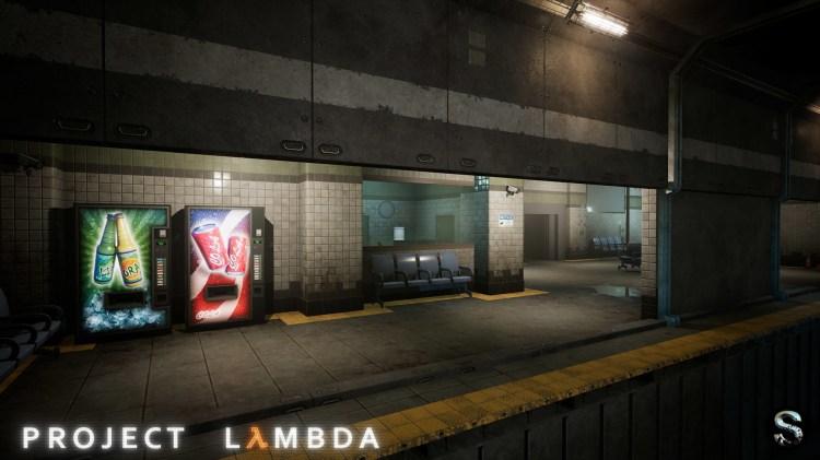 project lambda half life ile ilgili görsel sonucu