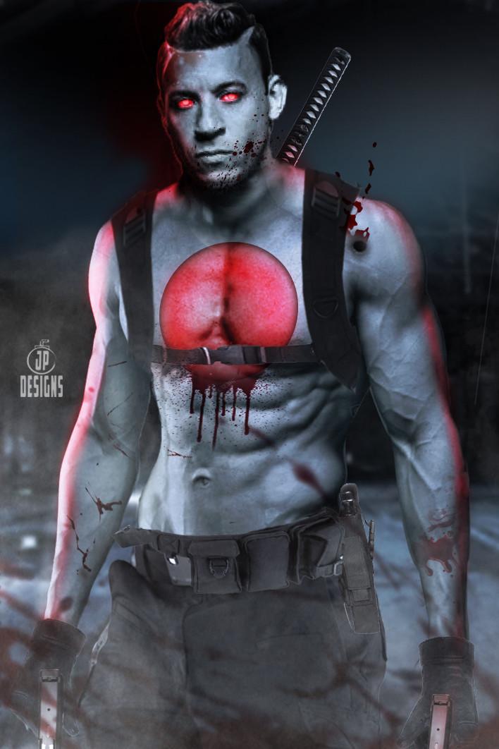Jessica Perez Vin Diesel As Bloodshot