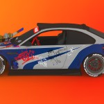 Artstation Need For Speed Overkill Bmw M3 E46 Gtr Quantumworx