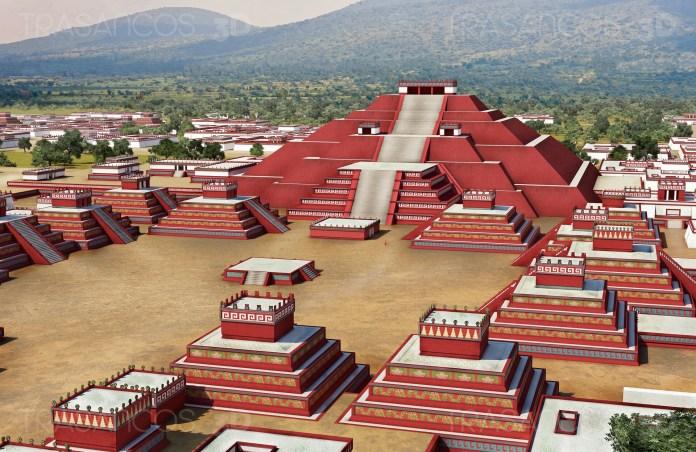 ArtStation - Tehotihuacan. RBA and National Geographic Archeology  Collection., Anxo Miján Maroño
