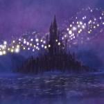 Artstation Tangled Study Lanterns On The Water Scene 2020 Julie Liew