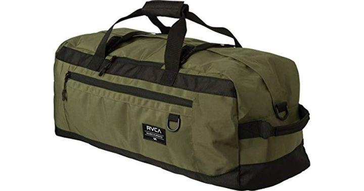 6f7aa3d301d0 Lyst Rvca Skate Duffel Bag In Green For Men
