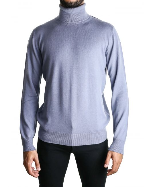 Mens Light Blue Sweater