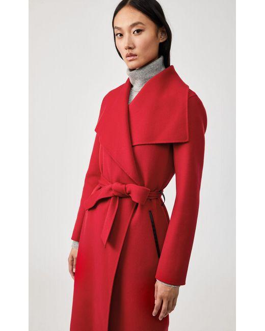 Mackage Wrap Coat
