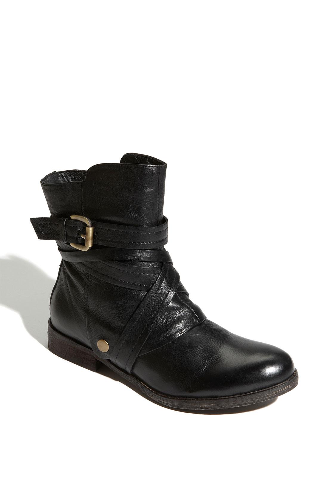 Miz Mooz Bailey Boot In Black