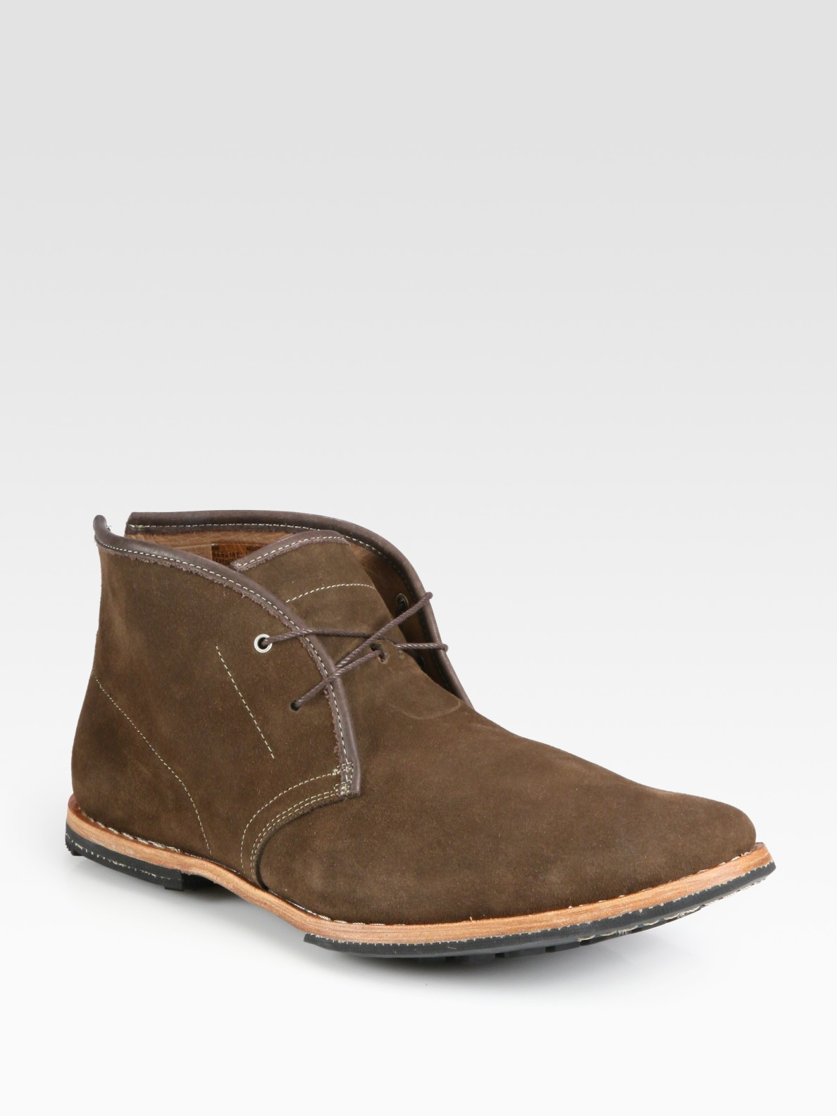 Desert Boot Lace Brown