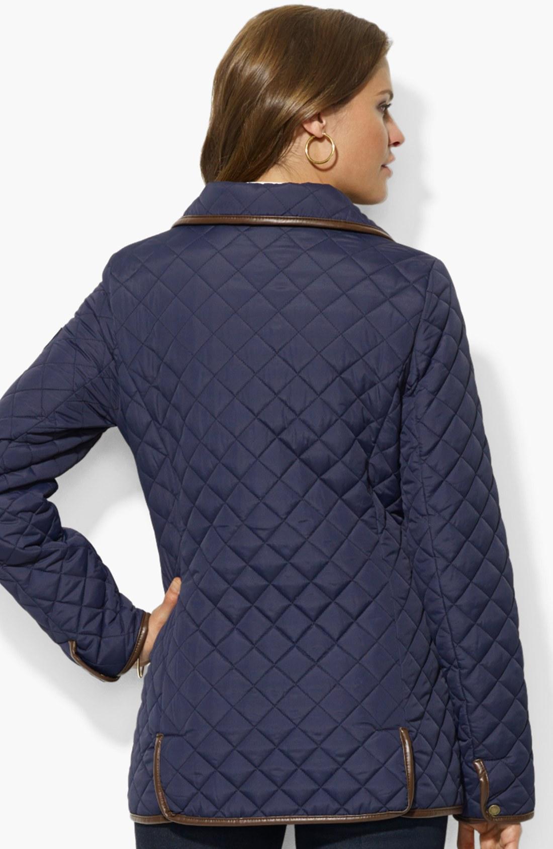Faux Leather Varsity Jacket