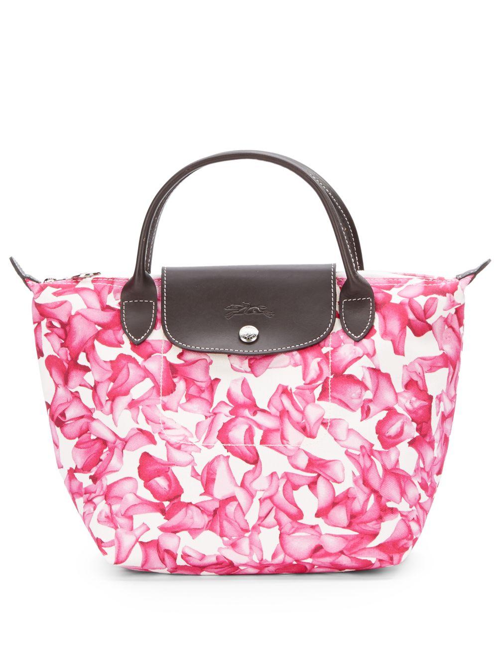 Long Champ Red Tote Bag Longchamp Le Pliage Neo Small Handbag 1512578545