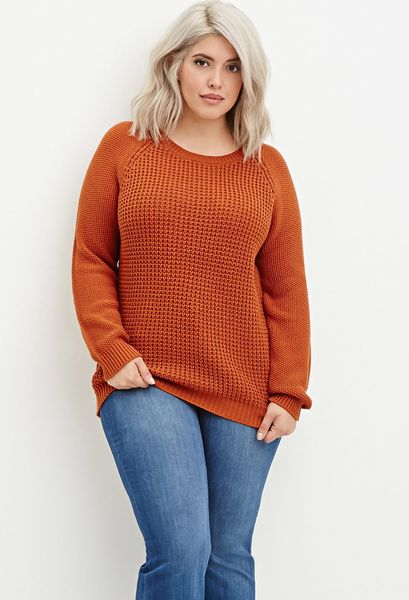 Forever 21 Plus Size Sweaters