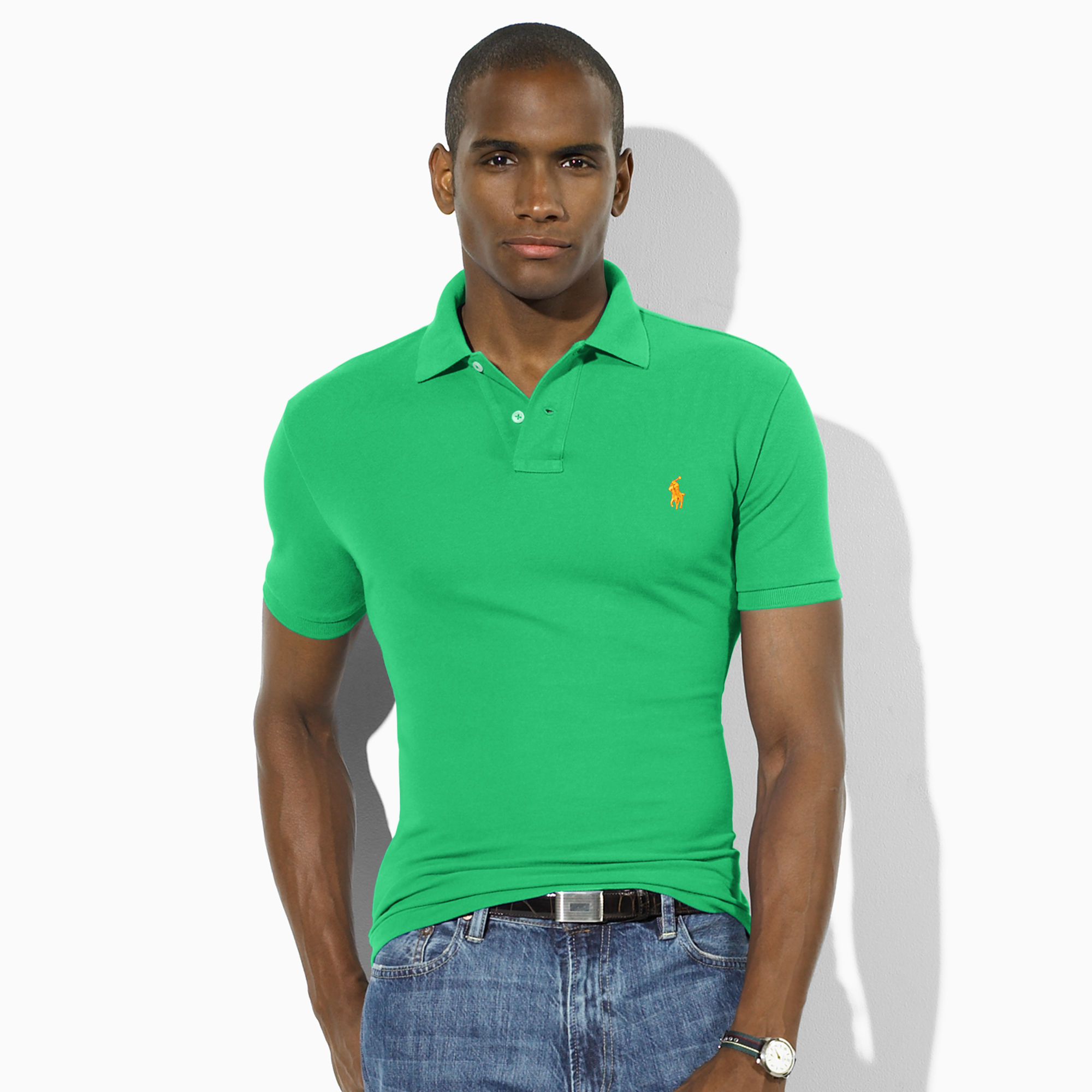 Embroidered Work Polo Shirts