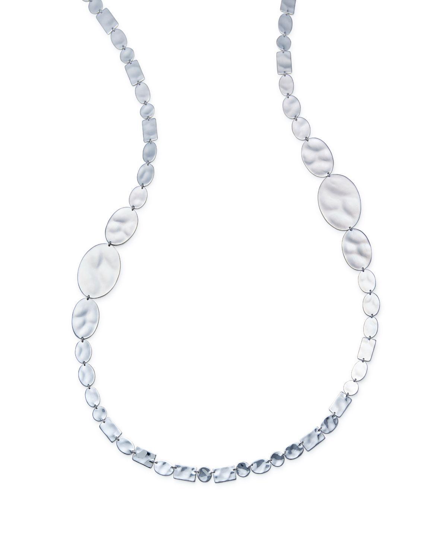 Ippolita 925 Sensotm Long Oval Amp Rectangle Necklace 34