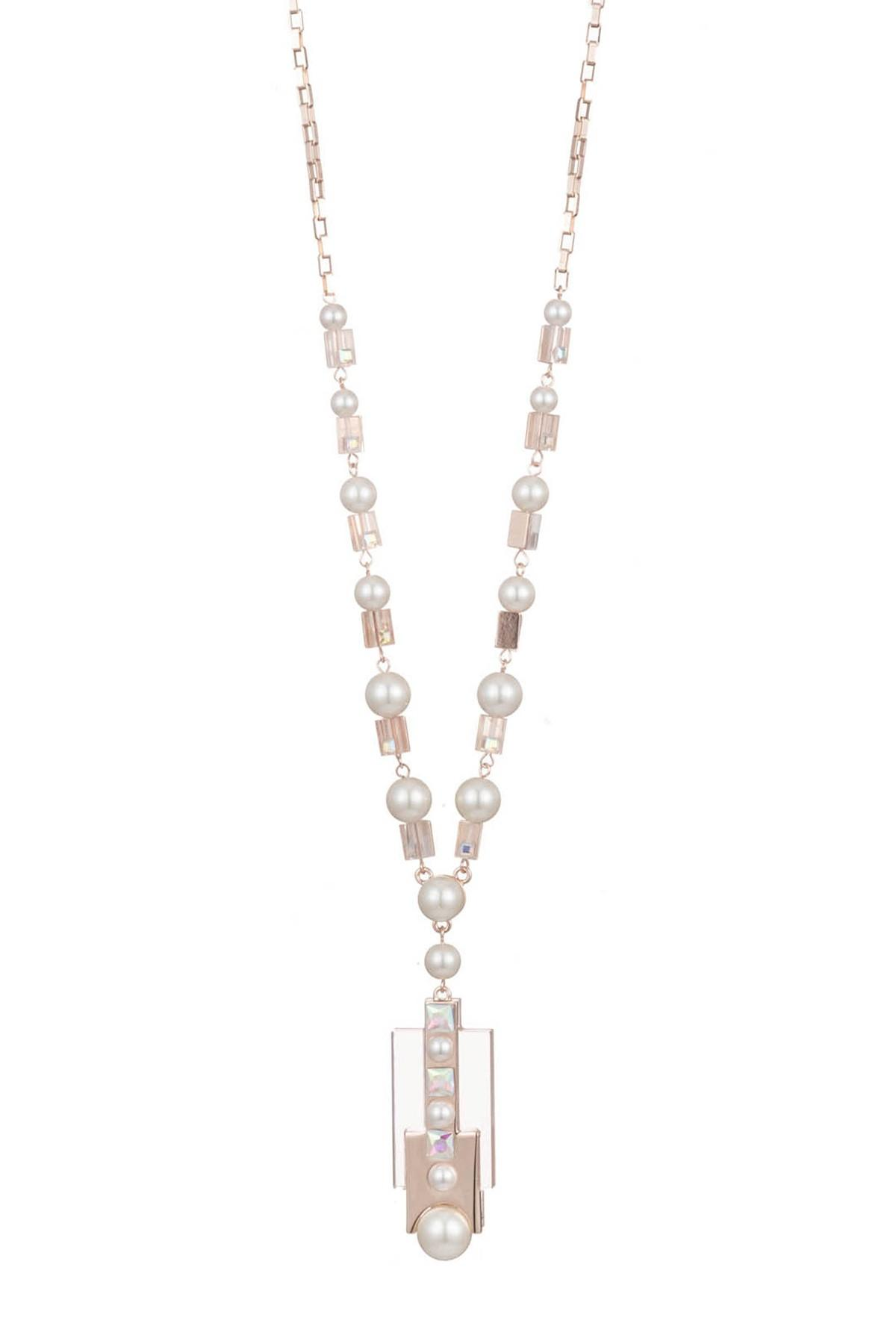 Carolee Synthetic Imitation Pearl Resin Station