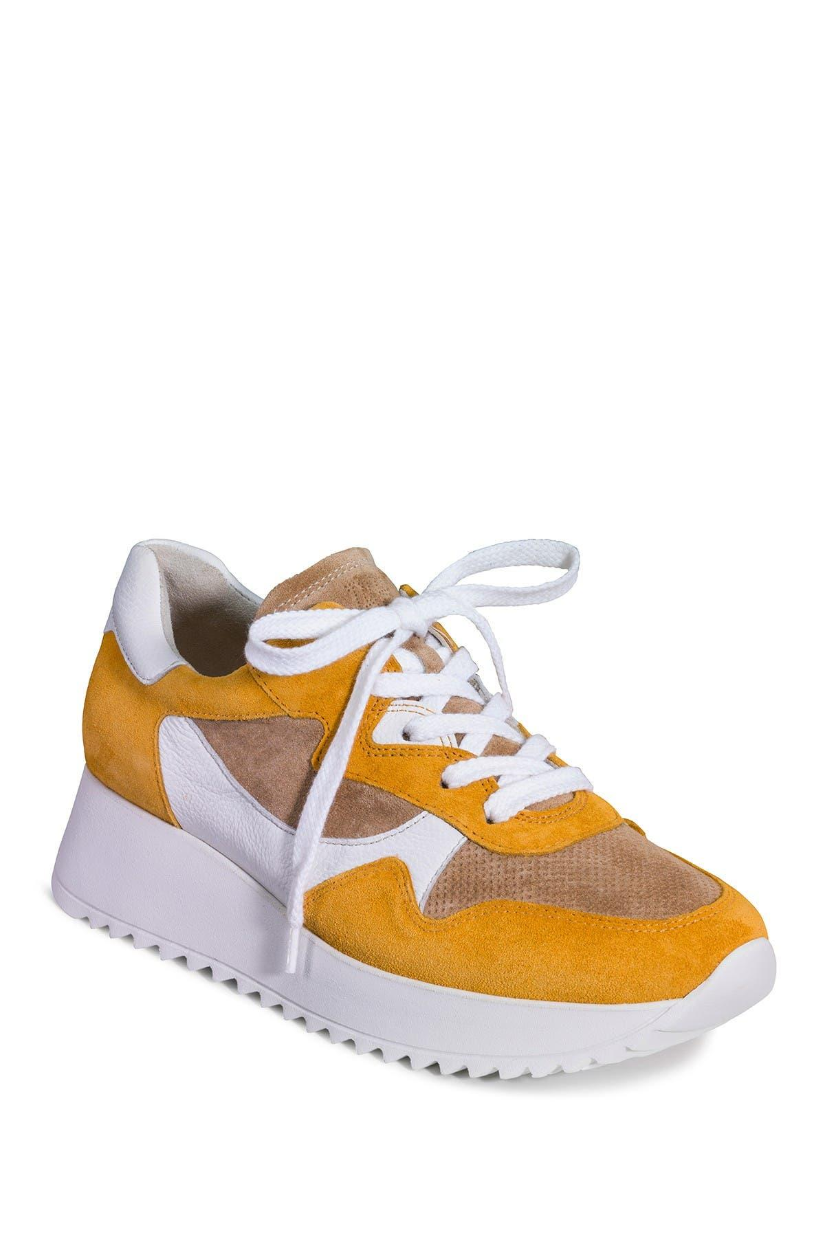 r4949 suede leather sneaker