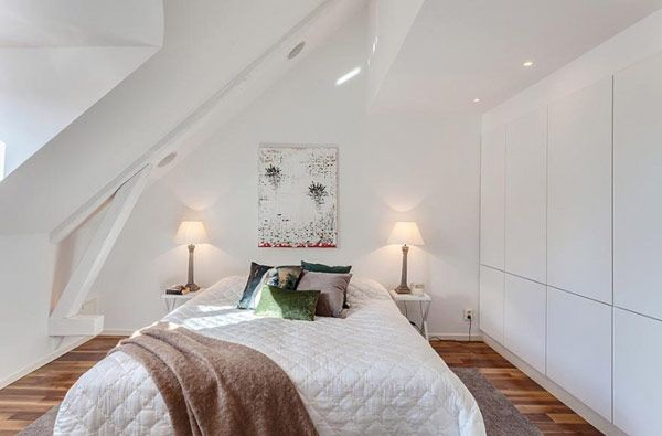 small bedroom penthous 30 Small Bedrooms Ideas To Make Your Home Look Bigger