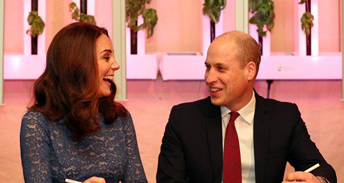 الأمير وليام وزوجته في زيارة إلى مساحة عمل لشركات التكنولوجيا الناشئة في أوسلو