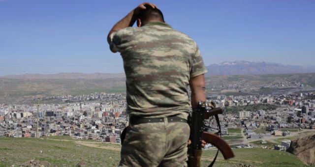 جندي تركي