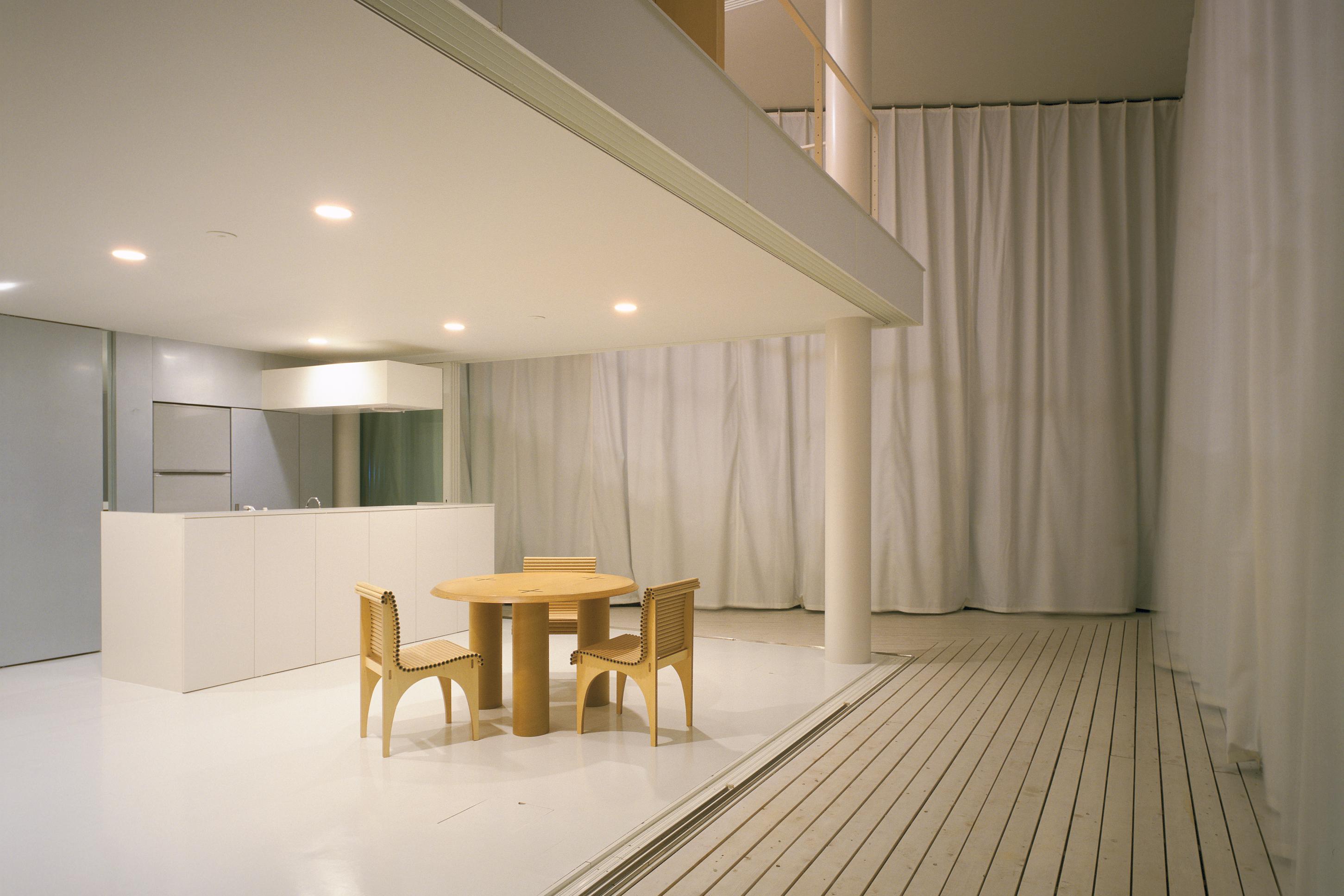 Curtain Wall House Architect Magazine Shigeru Ban