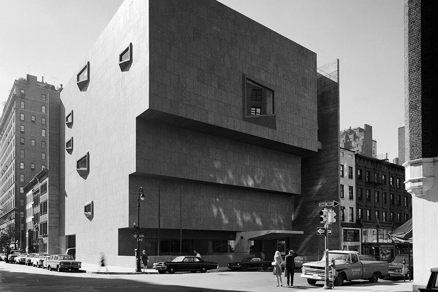 An Ode To Breuers Brutalist Whitney As The Museum