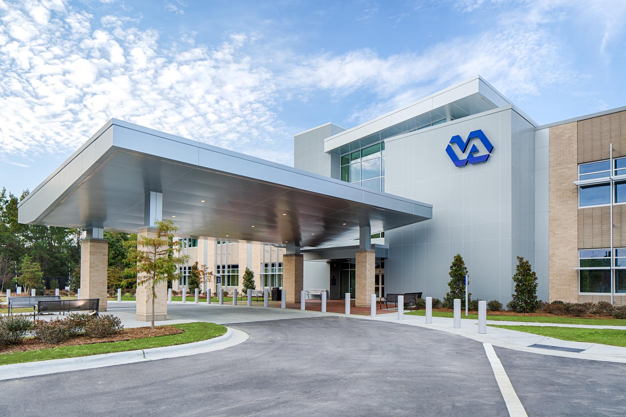 Veterans Affairs Greenville Outpatient Center Architect