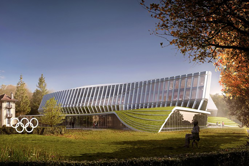 Olympic House Architect Magazine 3xn Architects